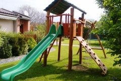 Bungalovy Natura - detská veža