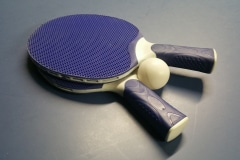 Bungalovy Natura - ping pong