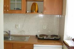 Bungalovy Natura - kuchynka