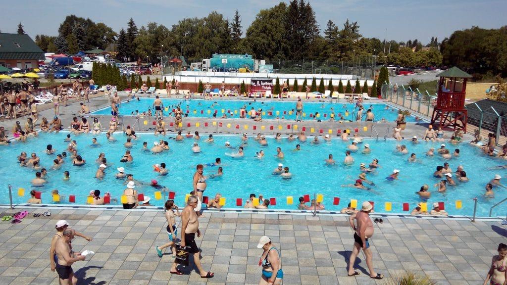 Kúpalisko Podhájska- termálne bazény