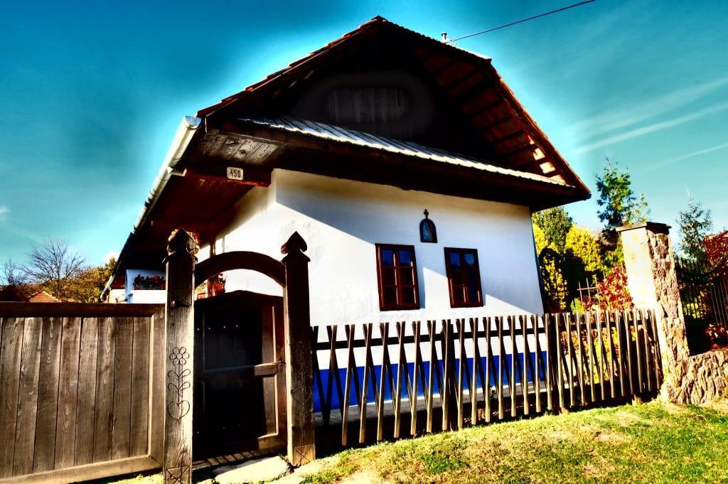 Dom ľudového bývania - Lovce